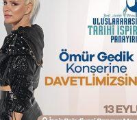 Ömür Gedik & Yudum Konseri-Erzurum