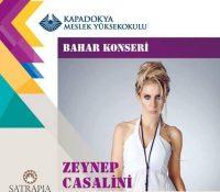 Zeynep Casalini Konseri-Nevşehir