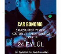 Can Bonomo Konseri-İstanbul